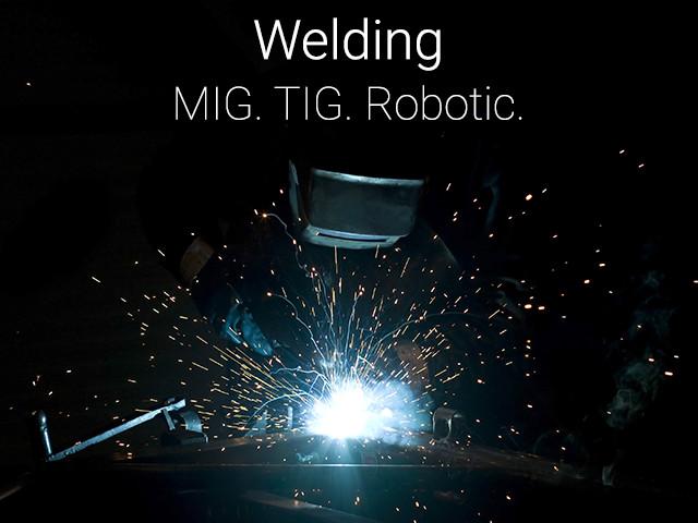 welding mig tig robotic